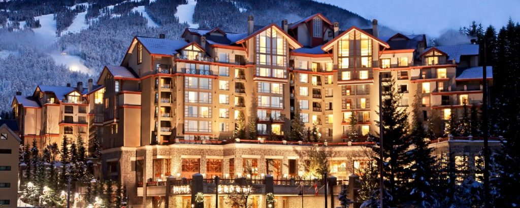 The Westin Resort and Spa in Whistler, BC